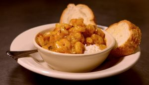 Small Shrimp Etouffee